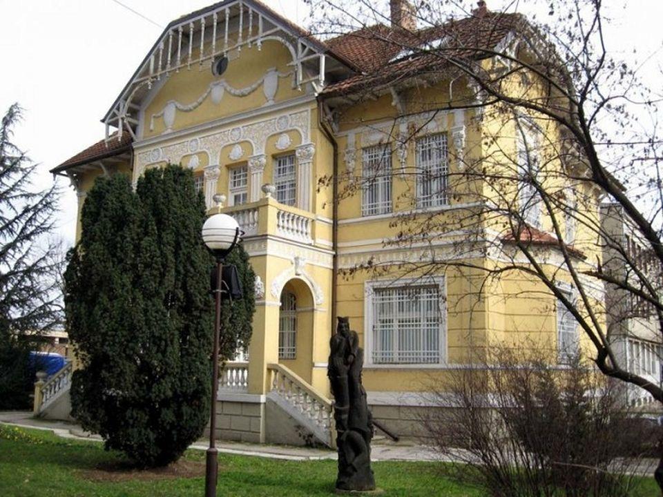 Muzej naivne i marginalne umetnosti u Jagodini