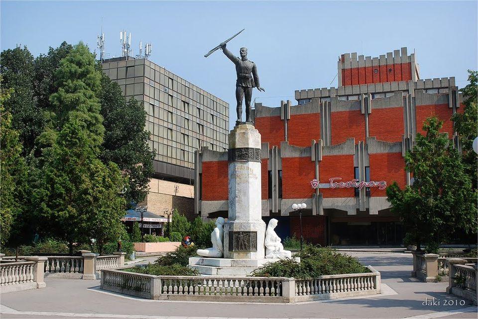 Spomenici u Jagodini