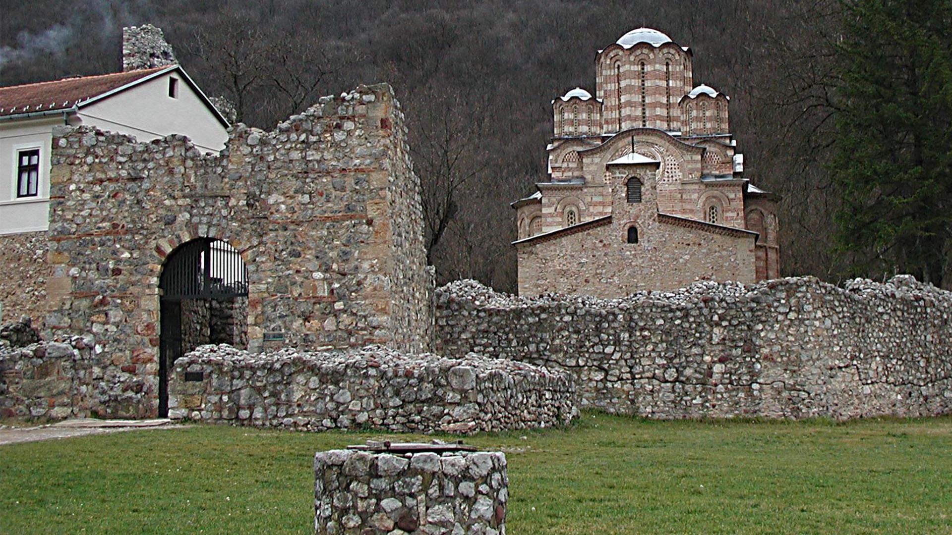 Manastir Ravanica